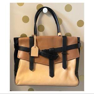 Reed Krakoff - Tri-colour Boxer Bag - Large